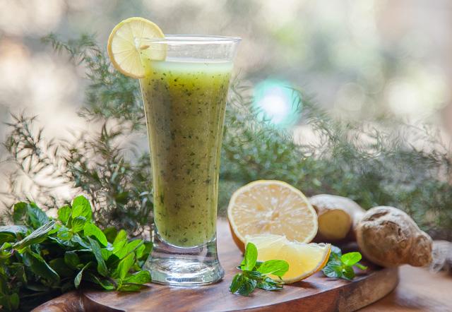 عصير حارق الدهون لإنقاص الوزن