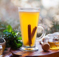 مشروب للوقاية من نزلات البرد
