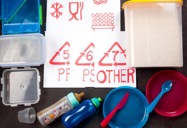 متابعة أنواع البلاستيك الصحي (الجزء الثاني)