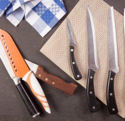 أنواع سكاكين المطبخ واستخدامتها