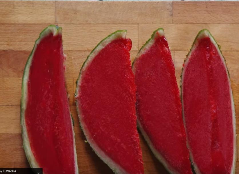 جيلي البطيخ
