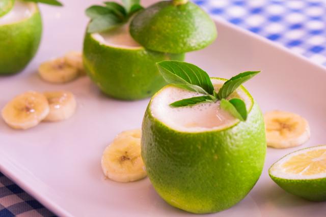 سموثى الليمون