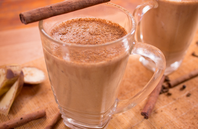 سموثى قهوة بالموز