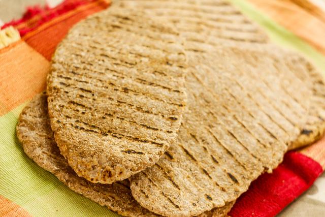 خبز بالردة