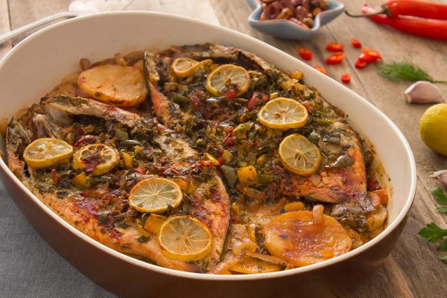 سمك بوري سنجاري