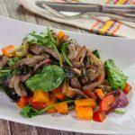 لحم بالخضروات