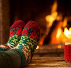 اسباب وعلاج برودة القدمين