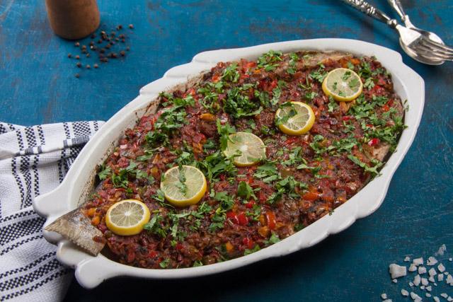 سمك قاروص سنجاري