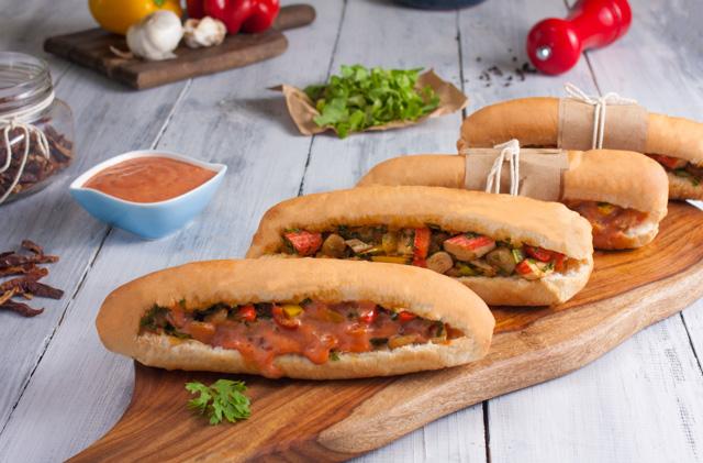 ساندويتش فاهيتا الجمبري
