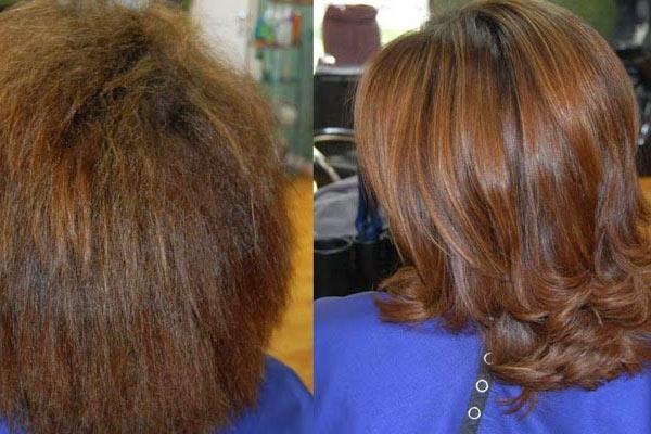 كريم طبيعي لتنعيم شعرك وترطيبه بصنع ايديكي