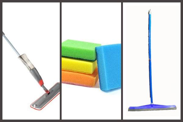 ادوات تنظيف بيتك ازاى تنظفيها للحصول على افضل النتائج من النظافة