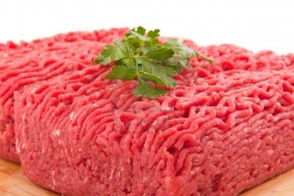 نصائح مهمة عند شراء اللحم المفروم