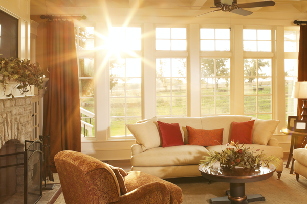 طرق عديدة لتدفئة المنزل في الشتاء
