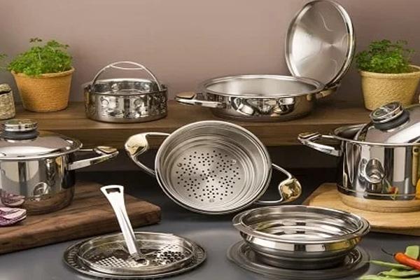 العمر الافتراضي لكافة أنواع حلل الطهي