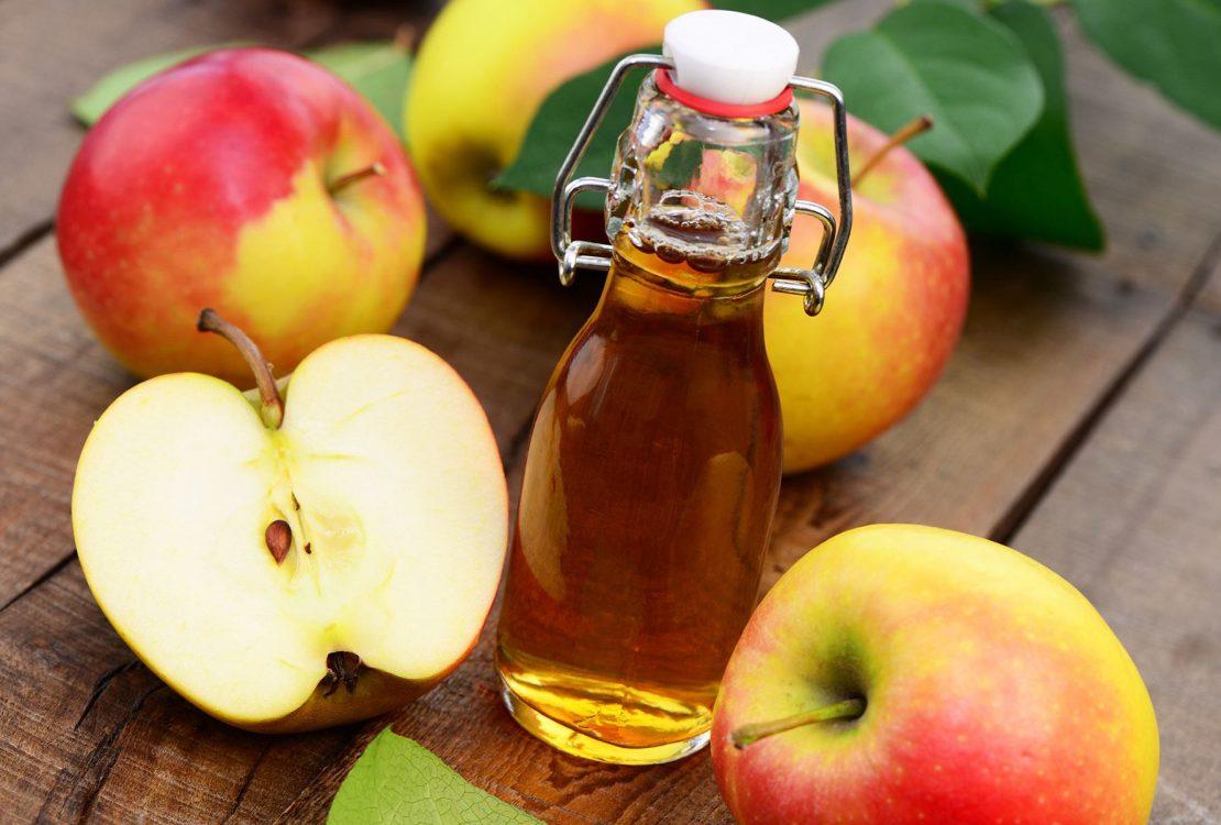 المشروب الأسرع للتخلص من الدهون قبل النوم ... من خل التفاح