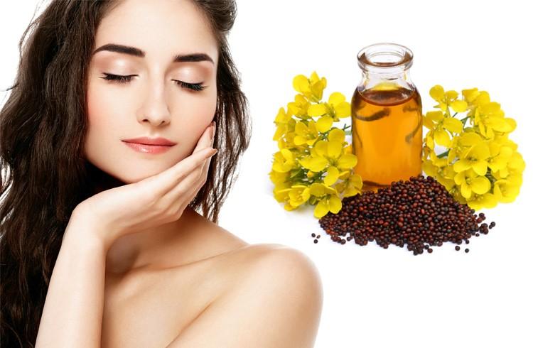 زيت بذور الخردل و وصفات رائعة لصحة بشرتك وشعرك