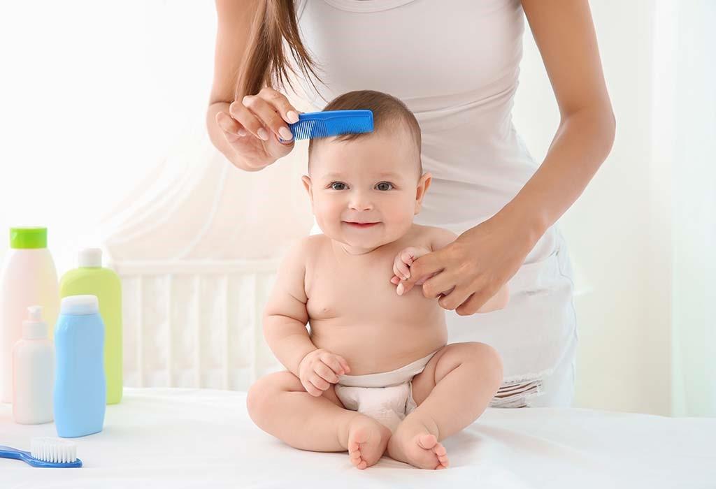 أفضل 8 زيوت لحماية شعر طفلك و نموه بصورة أفضل بكثير