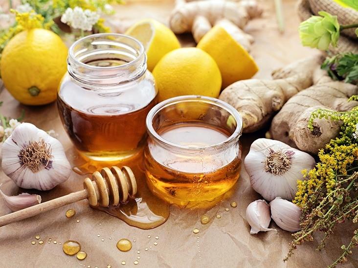 الثوم و العسل ... المكونات البسيطة فالمطبخ تحميك فى الشتاء