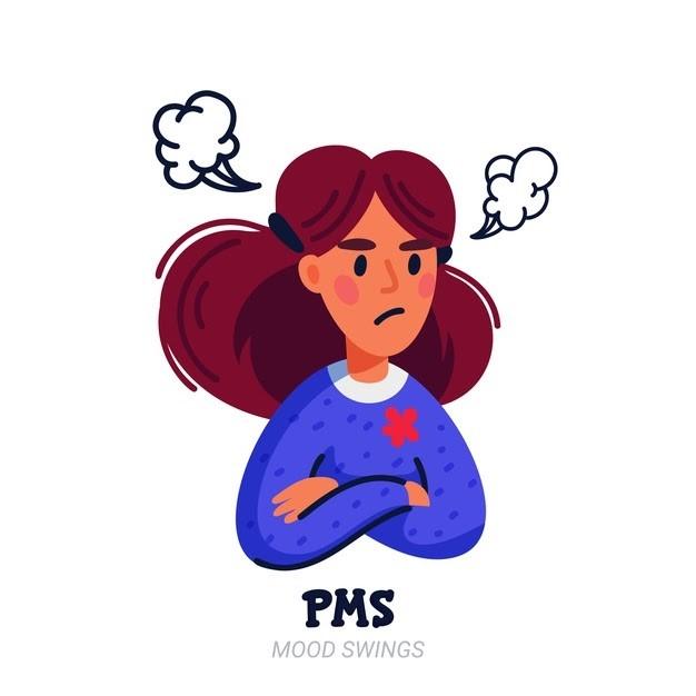 ما هي متلازمة ما قبل الدورة الشهرية؟ وما علاجها؟