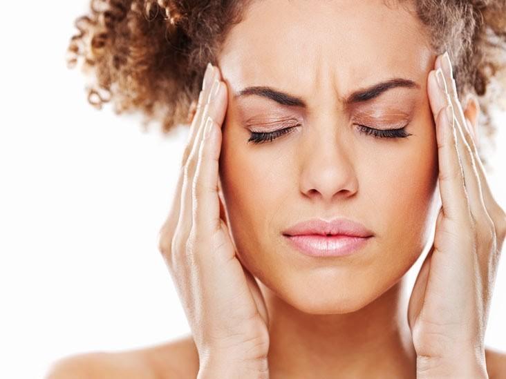 7 طرق لعلاج الصداع في المنزل