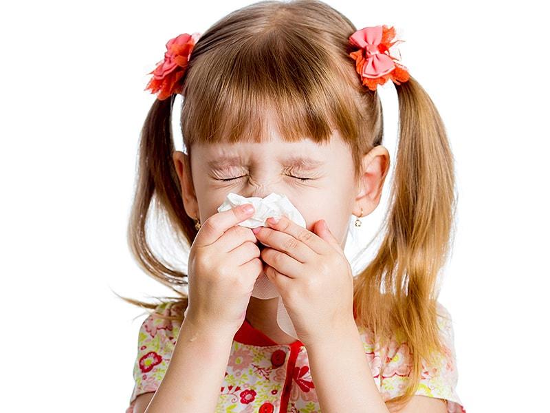 ما أعراض حساسية الأنف عند الأطفال؟ وما علاجها؟